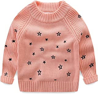baby girl jumping beans plush pullover