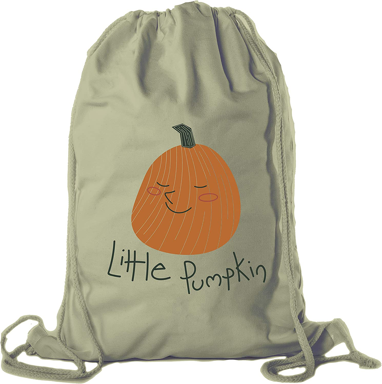 Pumpkin Clinch Sack