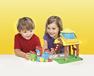 Little Tikes Apple Grove Pals Train Playset