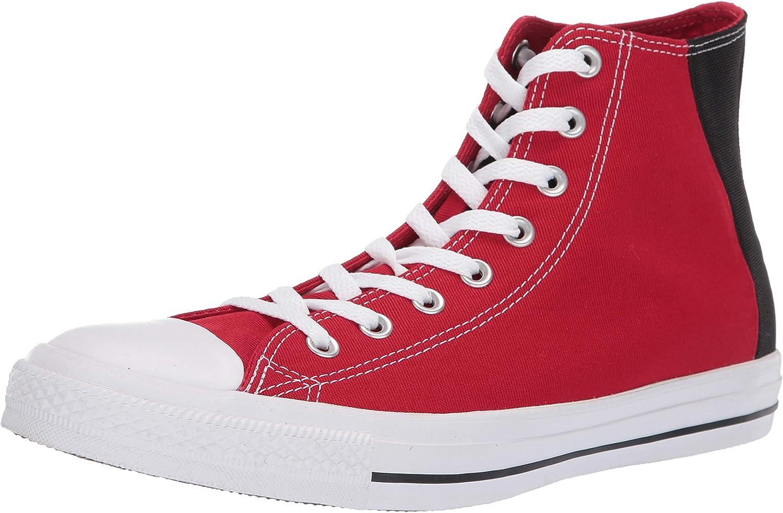 Converse Mens Unisex Chuck Taylor All Star colorblock High Top Sneaker Sneaker