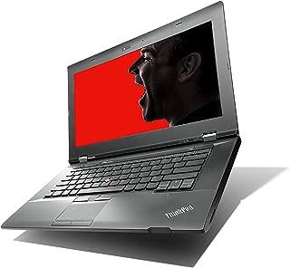 (Renewed) Lenovo ThinkPad L430 14-inch Laptop (3rd Gen Intel Core i5/4GB/320GB/Windows 10/Integrated Graphics), Black