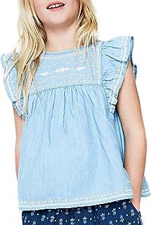 fe3c4556d Amazon.es: Pepe Jeans - Camisetas, tops y blusas / Niña: Ropa