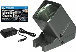 Medalight Zuma SV3 Slide Viewer Bundle with Power Adapter and Cleaning Cloth