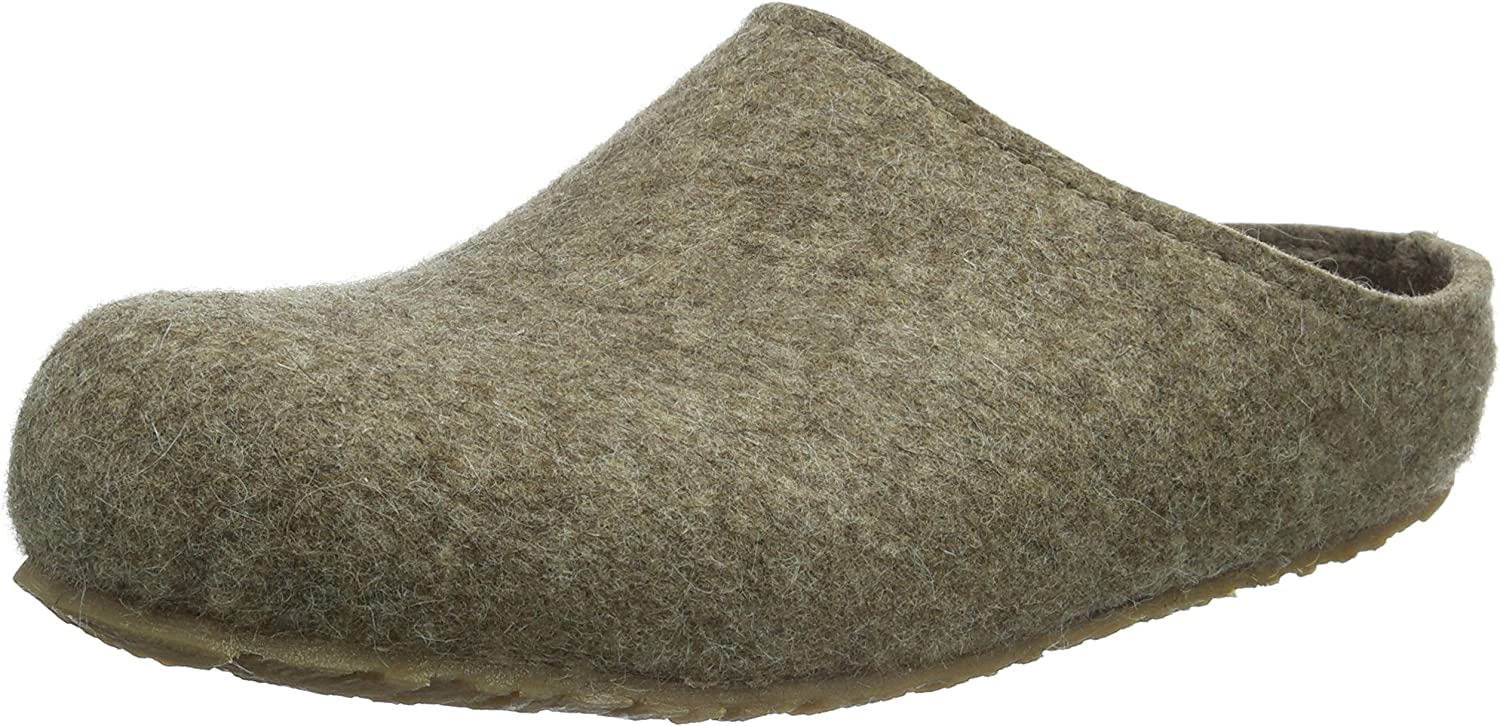 Haflinger Unisex Adults' Michl Low-Top Slippers