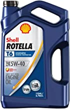 Rotella T6 Synthetic Diesel Motor Oil 5W-40 CJ-4، 1 گالن - بسته 1