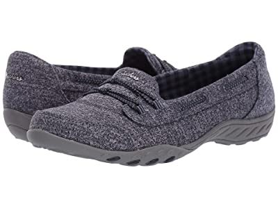 SKECHERS Breathe-Easy Good Influence (Navy) Women