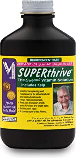 SUPERthrive VI30148 Plant Vitamin Solution, 4 Ounce - 00014