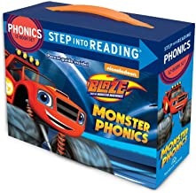 Monster Phonics (Blaze and the Monster Machines) (Step into Reading) PDF
