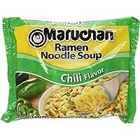 24-Pack Maruchan Ramen Chili Flavor 3 oz. Noodle Soup