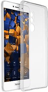 mumbi Funda Compatible con Honor 6X Caja del teléfono móvil, Transparente