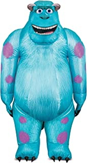 Disguise Limited Monsters Inc Adult Sulley Inflatable Costume