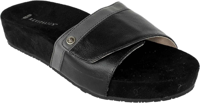 REVITALIGN Women's Coastline Slide Adjustable Sandal