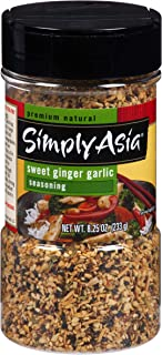 Simply Asia Sweet Ginger Garlic Seasoning, 8.25 Oz