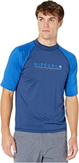 Rip Curl Shockwave Relaxed Short Sleeve Rash Guard