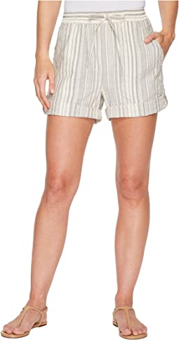 B Collection by Bobeau - Lindsay Rolled Hem Shorts