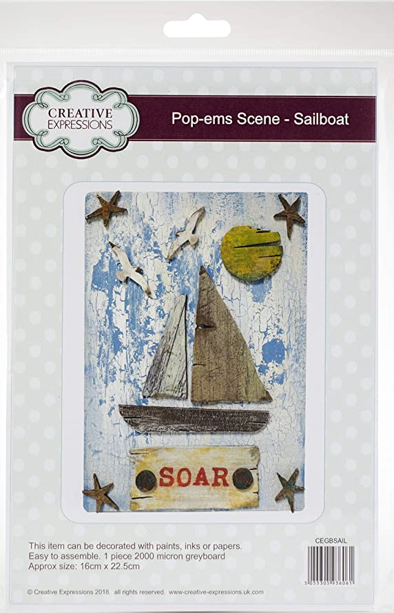 Creative Expressions CEGBSAIL Printmaking and Etching Multi