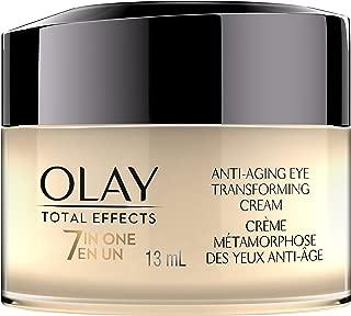 Olay Total Effects Anti Aging Tratamiento Antienvejecimiento en Crema para Contorno de Ojos, 13 ml
