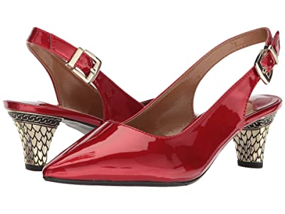 J. Renee Mayetta (Red) High Heels