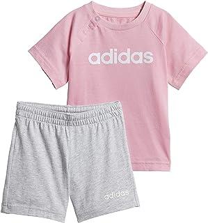 7f1d0f585 adidas I Lin Sum Set Chándal, Bebé-Niños