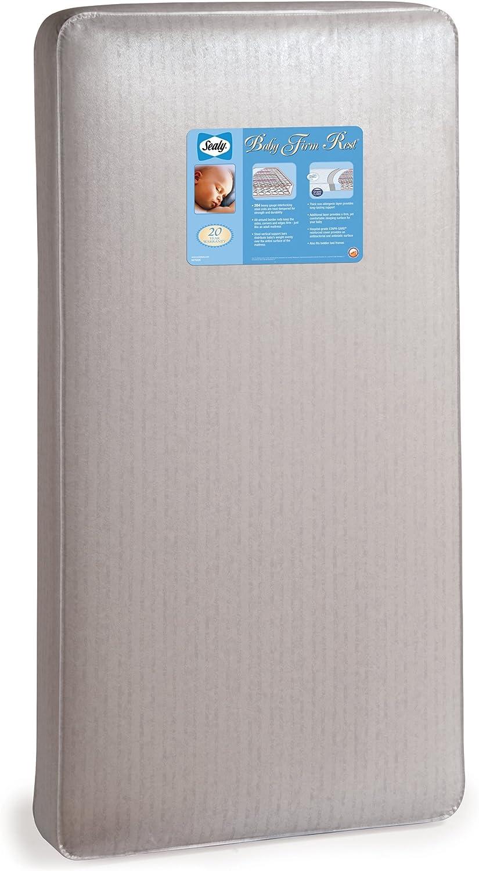Sealy EM438-VIV1 Baby Firm Rest Crib Mattress