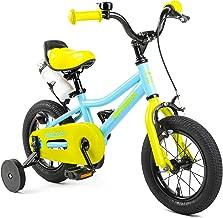 Retrospec Koda Kids Bike with Training Wheels for Boys & Girls, 12