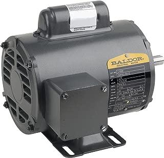 Baldor L1510T General Purpose AC Motor, Single Phase, 215T Frame, Open Enclosure, 7-1/2Hp Output, 1725rpm, 60Hz, 230V Voltage