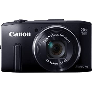 Canon PowerShot SX280 HS - Cámara Digital compacta de 12.1 MP ...