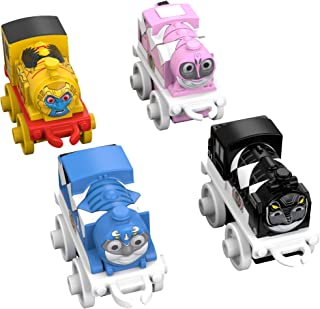 Fisher-Price Thomas & Friends MINIS, Mighty Morphin Power Rangers (4-Pack)