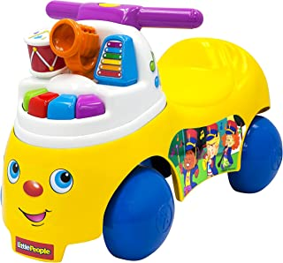 Fisher-Price Little People Melody Maker Ride On, creador de melodías