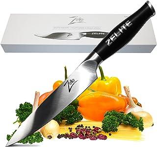 Zelite Infinity, Pelador Verduras Multiuso de 15 cm – Utensilios Cocina Serie Comfort-Pro – Acero Inoxidable Alemán de Alto Contenido en Carbono – Cuchillos Cocina Filo de Navaja, Supercómodos