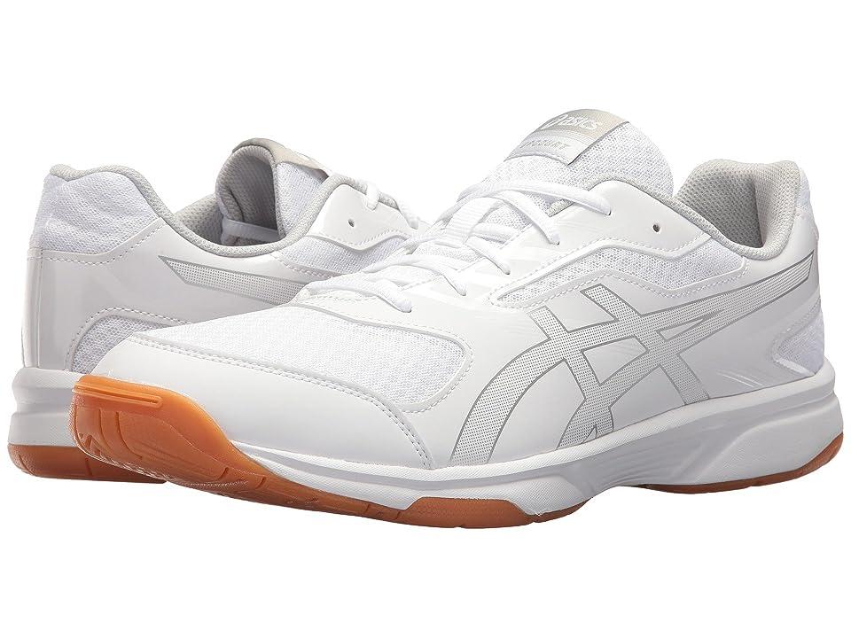 ASICS Gel-Upcourt 2 (White/Silver) Men