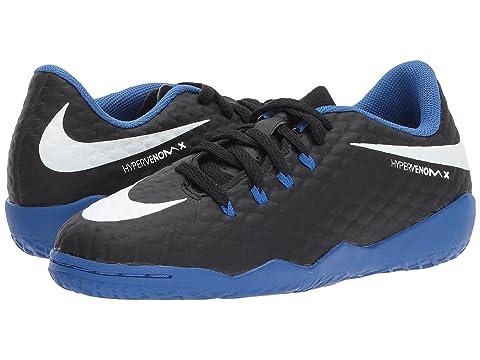 187534896c8e Nike Kids Hypervenom Phinish II IC Soccer (Little Kid Big Kid) at 6pm