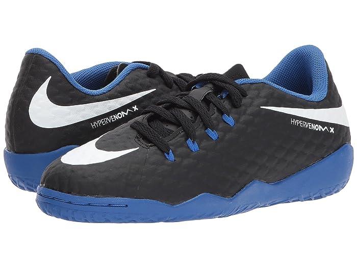 odebrać najwyższa jakość niska cena Nike Kids Hypervenom Phinish II IC Soccer (Little Kid/Big ...