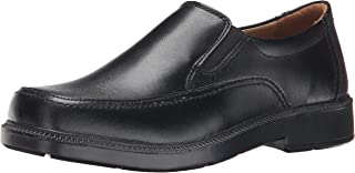 Florsheim Kids Bogan Junior Uniform Slip-On Uniform Loafer (Little Kid/Big kid)