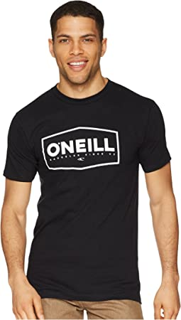 O'Neill - Builder Short Sleeve Screen Tee