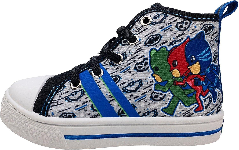PJ Masks Toddler Shoes,HI Top Sneaker Catboy Gekko