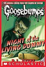 表紙: Night of the Living Dummy (Classic Goosebumps #1) (English Edition) | R.L. Stine