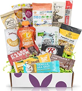 Bunny James Box - Hand Selected Premium Snacks Subscription: Paleo