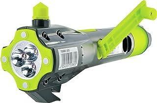LED Linterna correa Schneider USB dinamo Outdoor lámpara