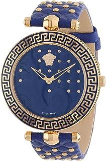Versace - VK704-0013 - Reloj de Pulsera para Mujer, Azul
