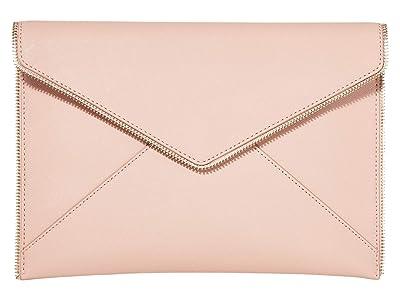 Rebecca Minkoff Leo Clutch (Ballet) Clutch Handbags