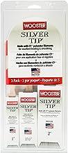 Wooster Brush 5227 Silver Tip Varnish 3 Pack