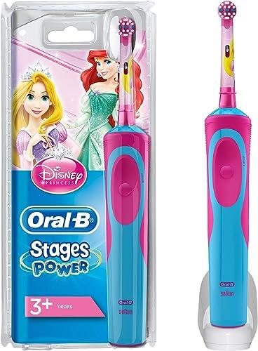 Oral-B Brosse À Dents Électrique Pour Enfants