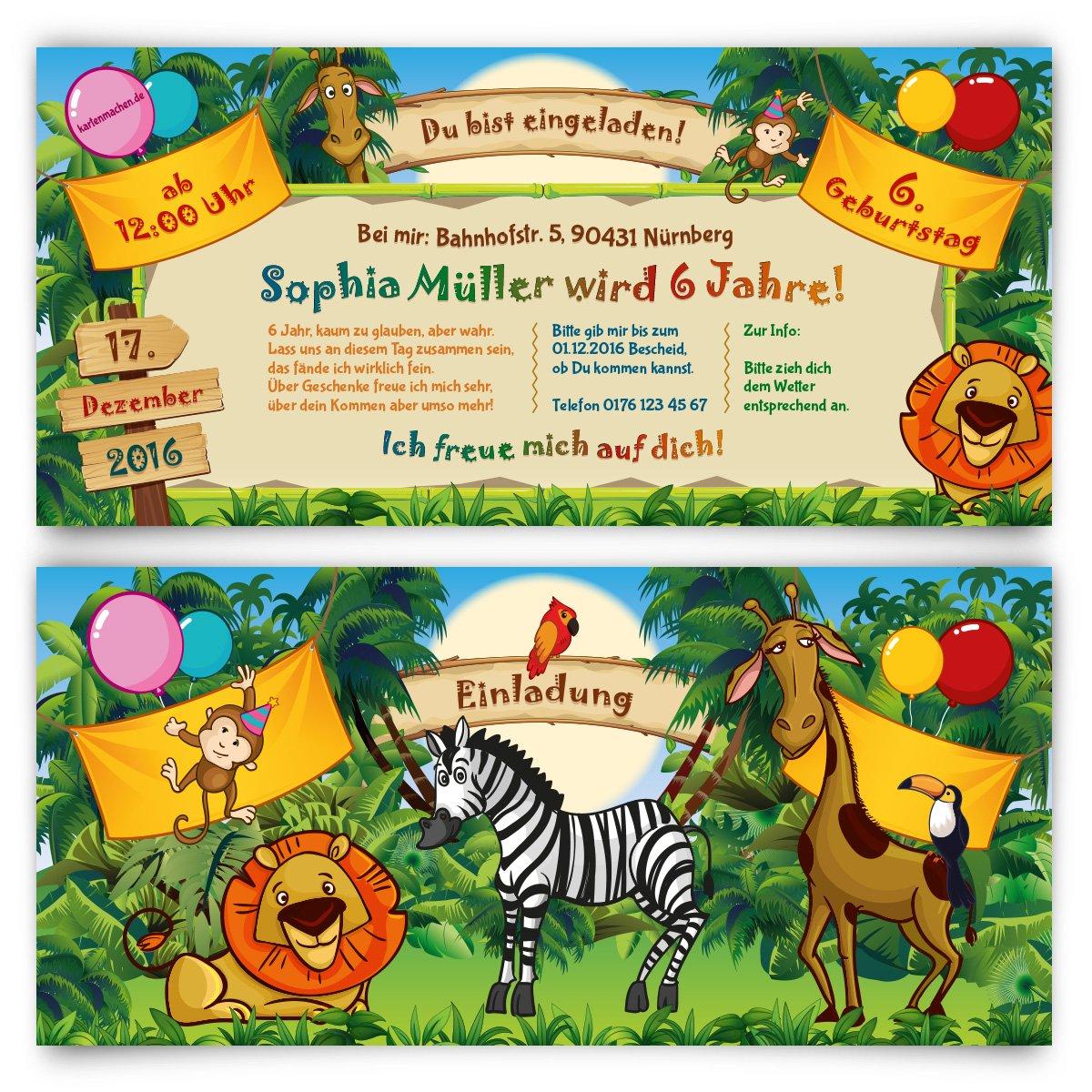 amazon einladungskarten