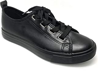 Susan 18 Vegan Leather Sneakers for Women, Fashion Tennis Shoes for Women