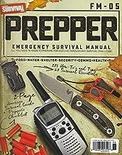 AMERICAN SURVIVAL GUIDE MAGAZINE PREPPER EMERGENCY SURVIVAL MANUAL FALL 2018.