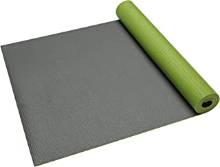 """Gaiam Yoga Mat - Solid Color Exercise & Fitness Mat for All Types of Yoga, Pilates & Floor Workouts (68"""" x 24"""" x 4mm or 6m..."""