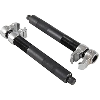 Shankly Spring Compressor Tool (2 Pieces) - Heavy Duty Build, Ultra Rugged Coil Spring Compressor, Strong and Durable Spring Compressor