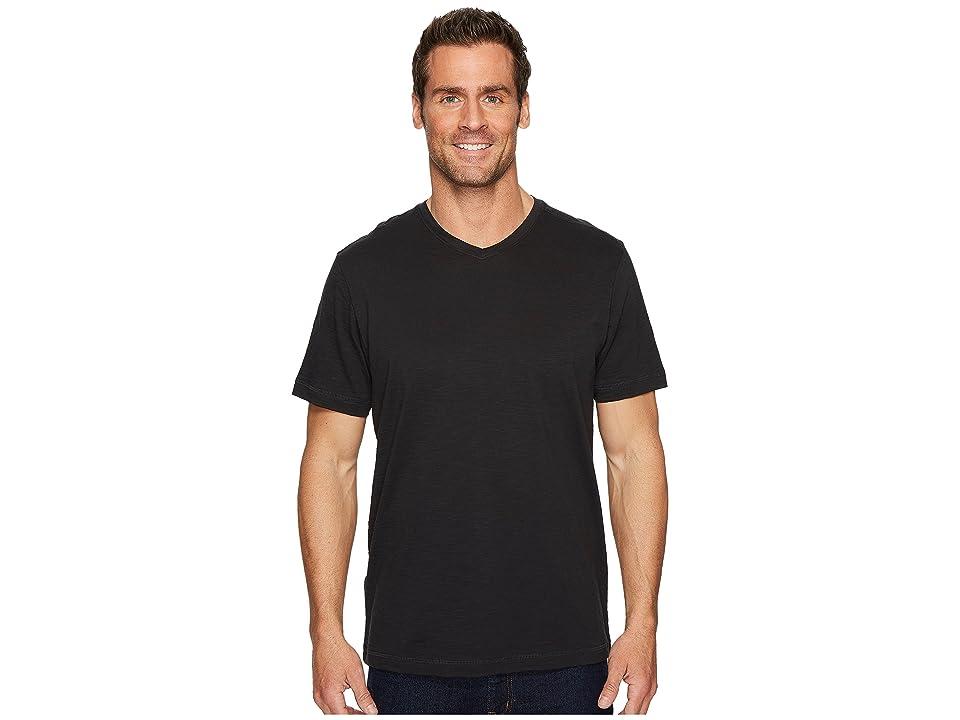 Tommy Bahama - Tommy Bahama Portside Palms V-Neck T-Shirt