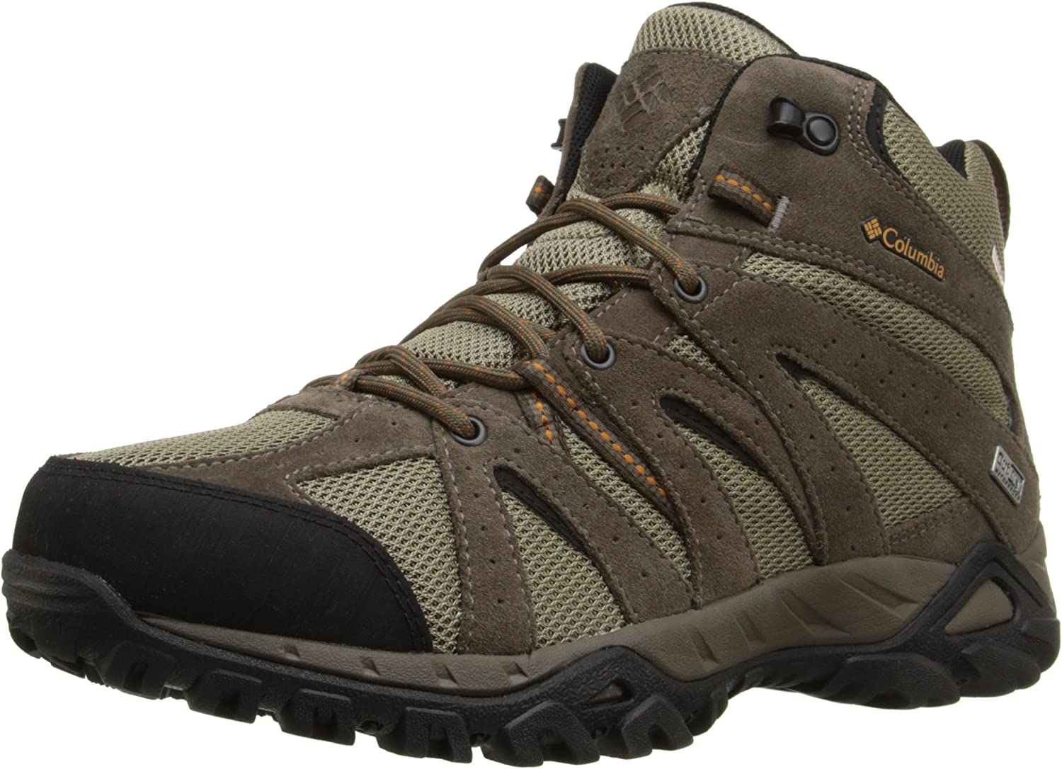 Columbia Men's Grand Canyon Mid Outdry High Rise Hiking Boots